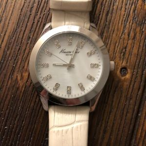 Kenneth Cole woman's stainless steel watch